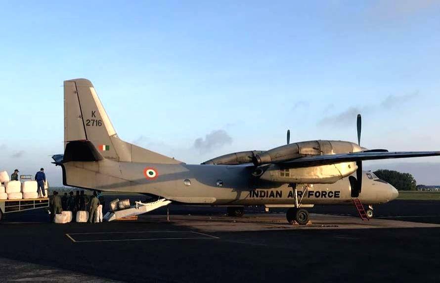 An-32 aircraft. (File Photo: IANS)