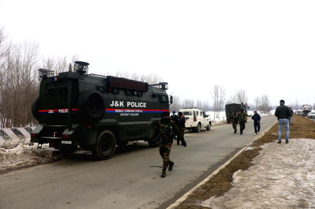 An Army jawan was killed and three other soldiers were injured in an IED blast that targeted a Road Opening Party (ROP) in south Kashmir's Kulgam district on Wednesday morning, officials said.Police ...