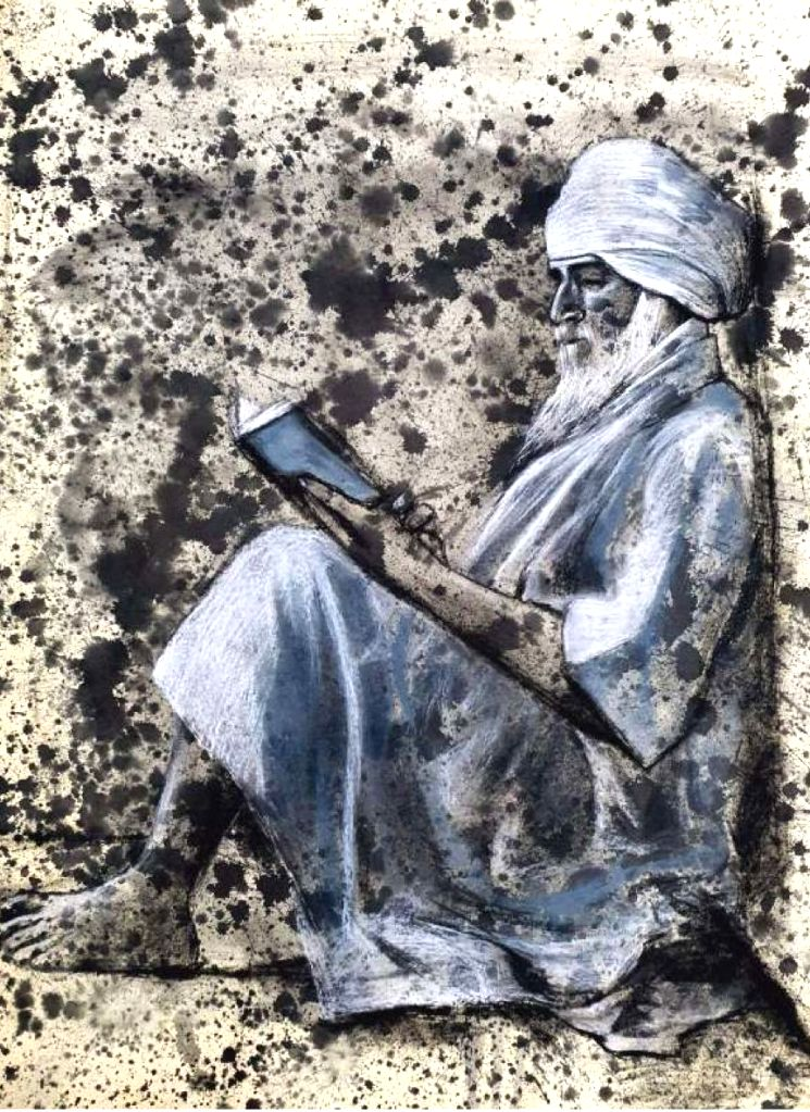 An artwork by Harshdeep Kaur. - Harshdeep Kaur