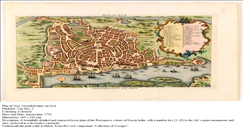 An exhibition of unseen historical maps and important engravings, dating between 18th century and 1946, will go on public viewing from Tuesday.