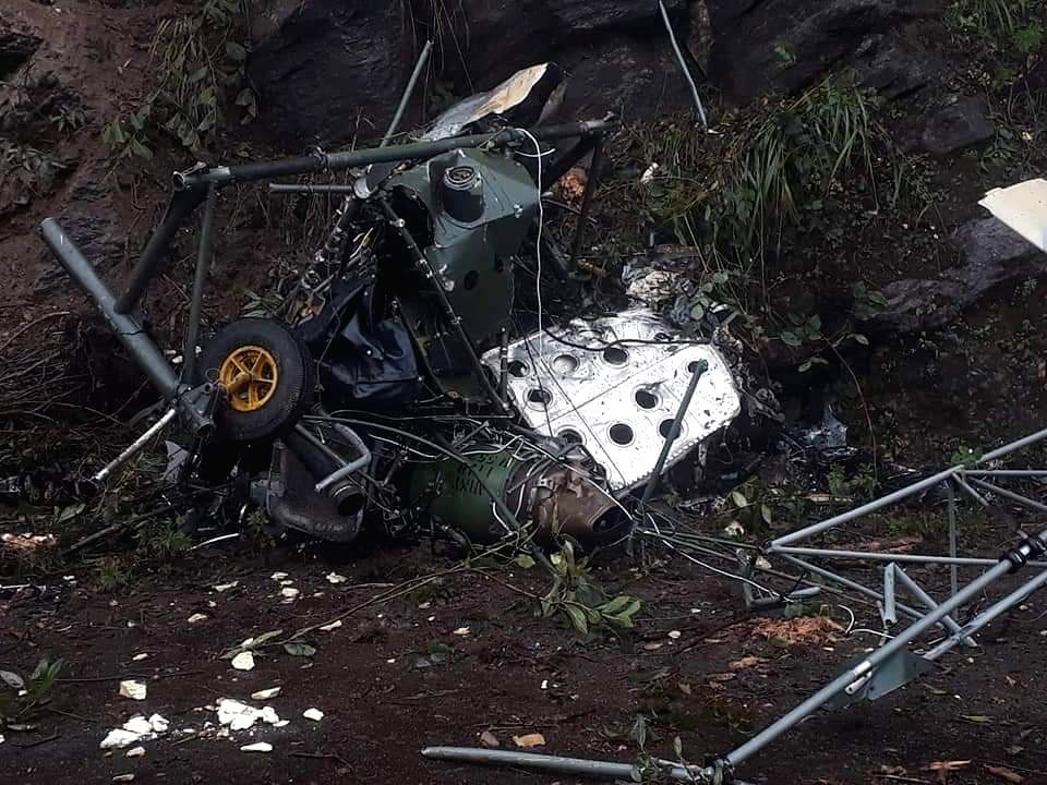 An Indian Army helicopter crashed near Yonphulla in Bhutan, on Sep 27, 2019. Reportedly, two pilots were killed in the incident. The incident took place around 1 p.m. According to Army ...