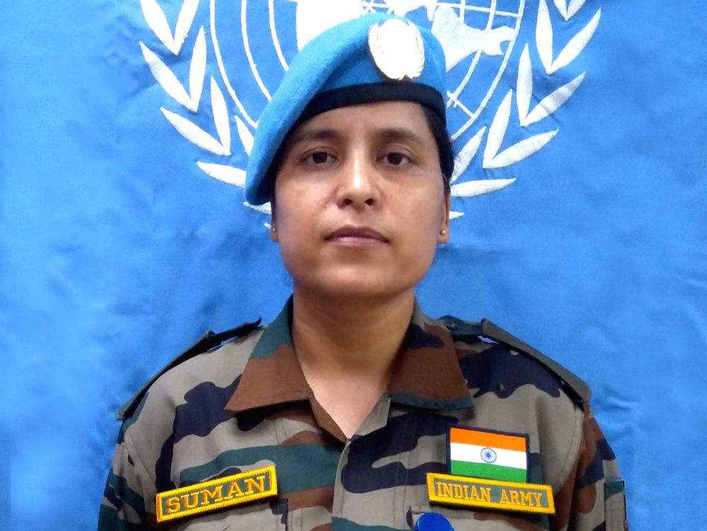 An Indian Army officer Major Suman Gawani is being awarded the prestigious United Nations Military Gender Advocate award on Friday.  She served as a women peacekeeper with the United Nations Mission in South Sudan in 2019. She will receive the award