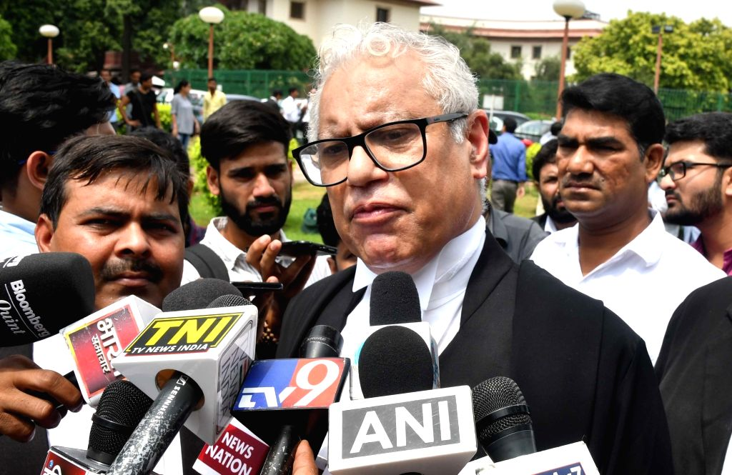Anand Grover. (Photo: IANS)