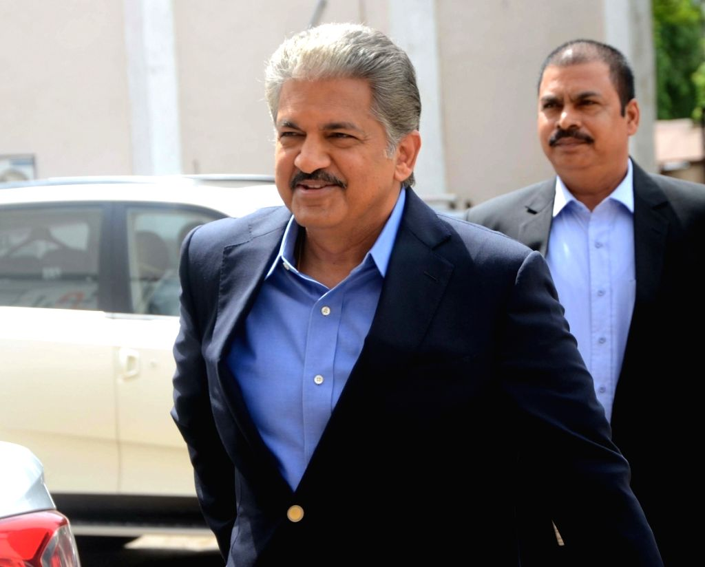 Anand Mahindra. (File Photo: IANS)