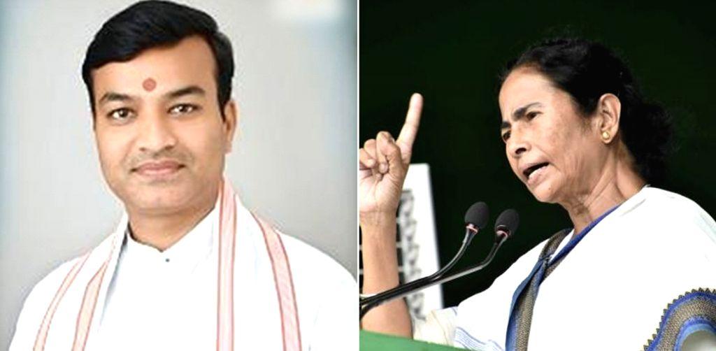 Anand Swaroop Shukla and Mamata Banerjee. - Mamata Banerjee