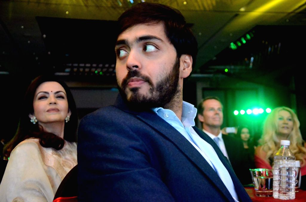 Anant Ambani. (Photo: IANS) - Anant Ambani