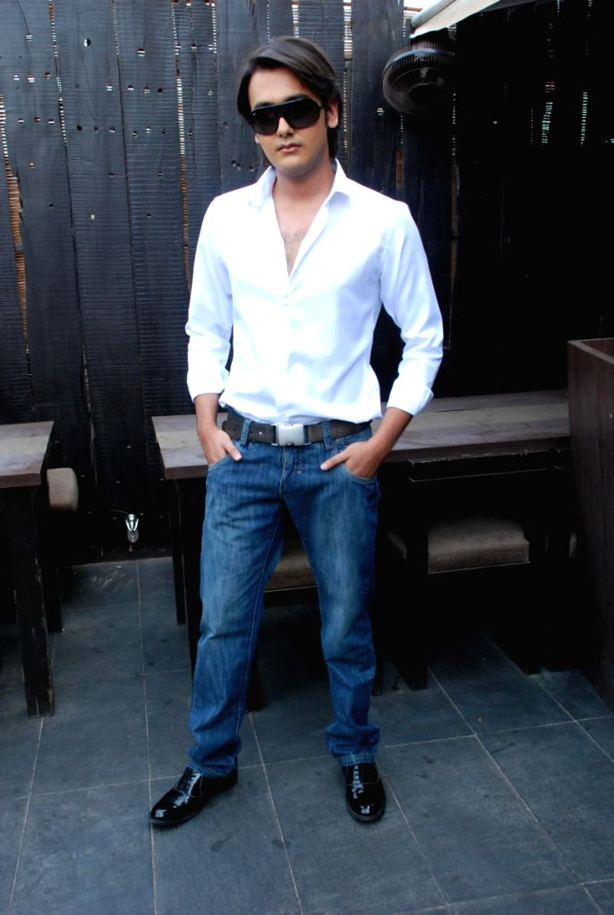 Anant Narayan photo shoot at Andheri.