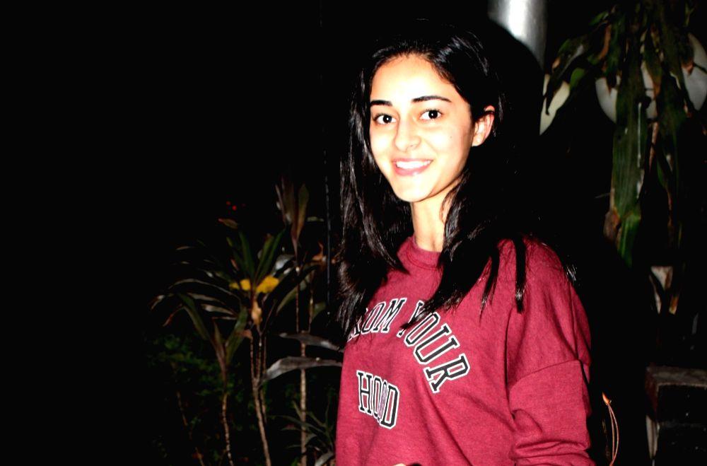 Ananya Panday. (File Photo: IANS)