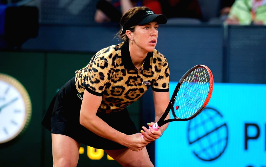Anastasia sets up French Open semi-final clash against Tamara (Ld)
