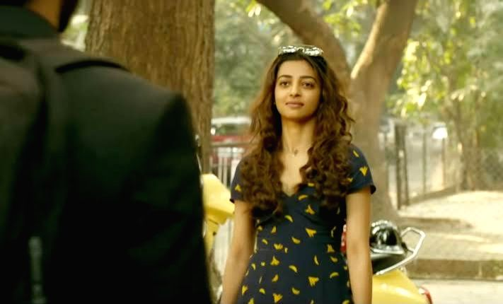 Andhadhun' gave opportunity to work with likeminded colleagues: Radhika Apte.