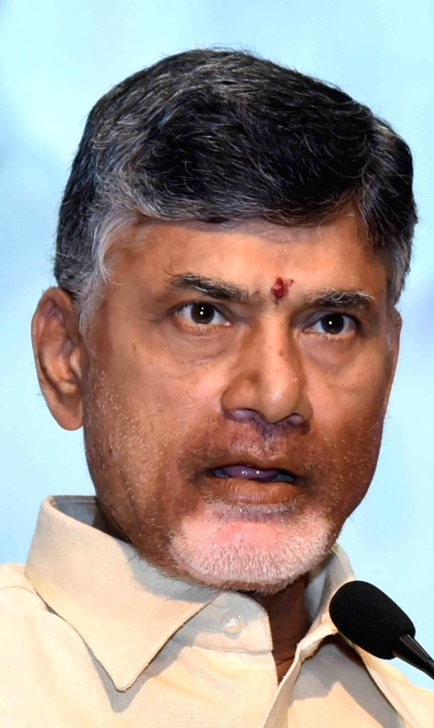 Andhra Pradesh Chief Minister N Chandrababu Naidu. (File Photo: IANS) - N Chandrababu Naidu