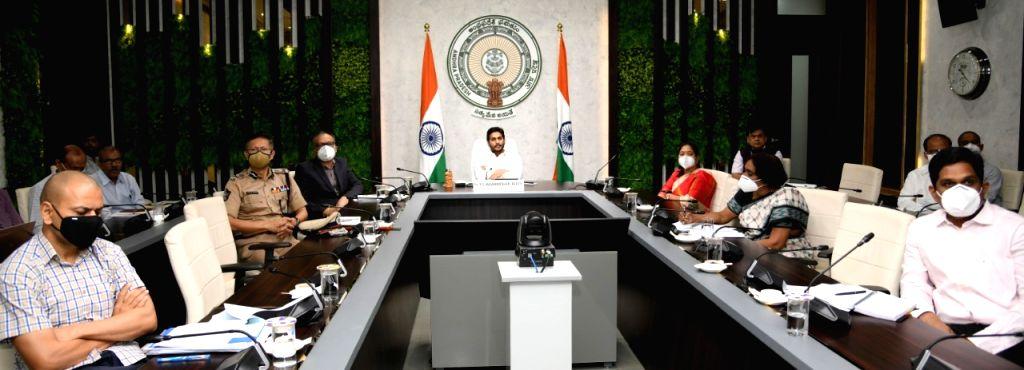 Andhra Pradesh prepares for possible impact of Yaas