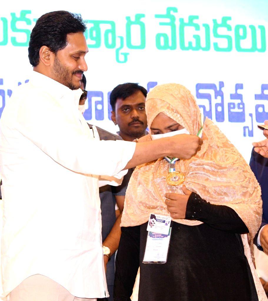 Andhra's village, ward volunteer system redefined governance'