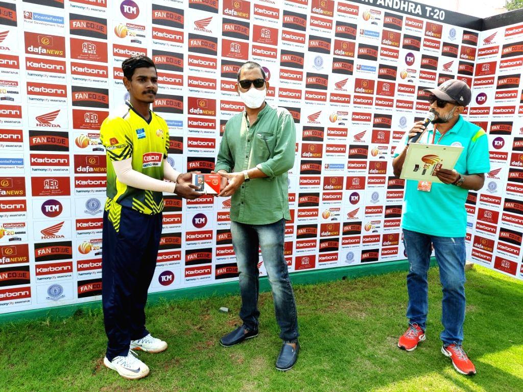 Andhra T20.