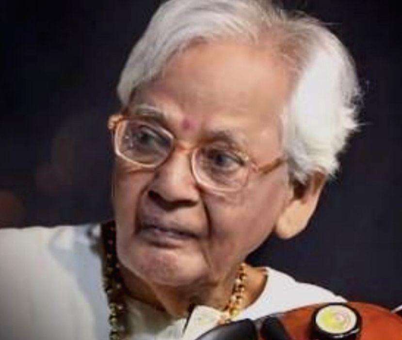 Andhra violin maestro Rama Swamy oldest among Padma awardees