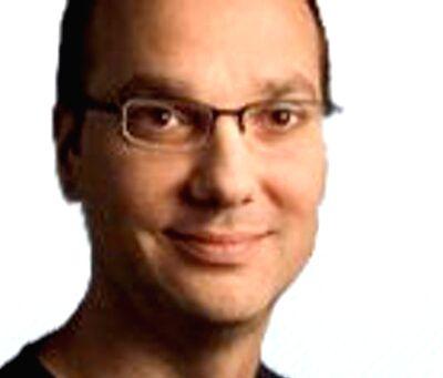 Andy Rubin. (Twitter/@Arubin)