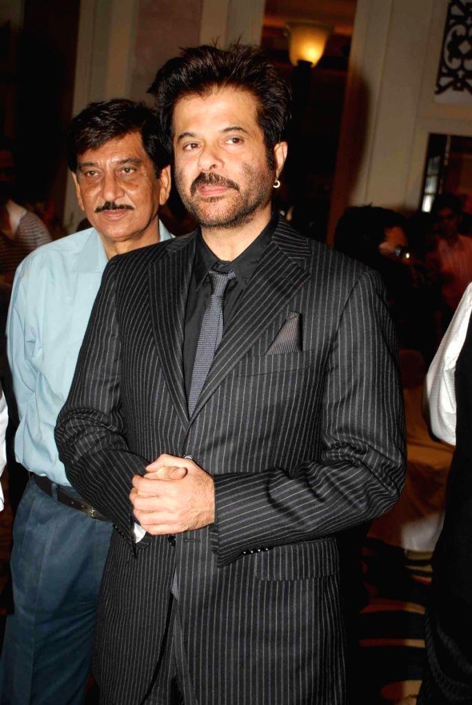 Anil Kapoor at Roshan Taneja's Birthday. - Kapoor