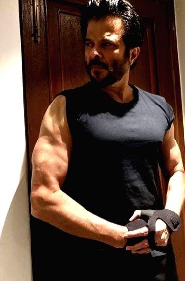 Anil Kapoor: Strengthen your body during lockdown. - Kapoor