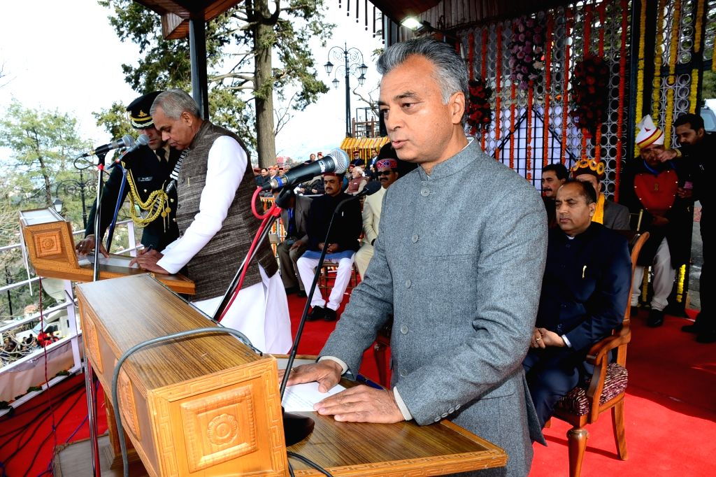 Anil Sharma (R). (Photo: IANS) - Sharma