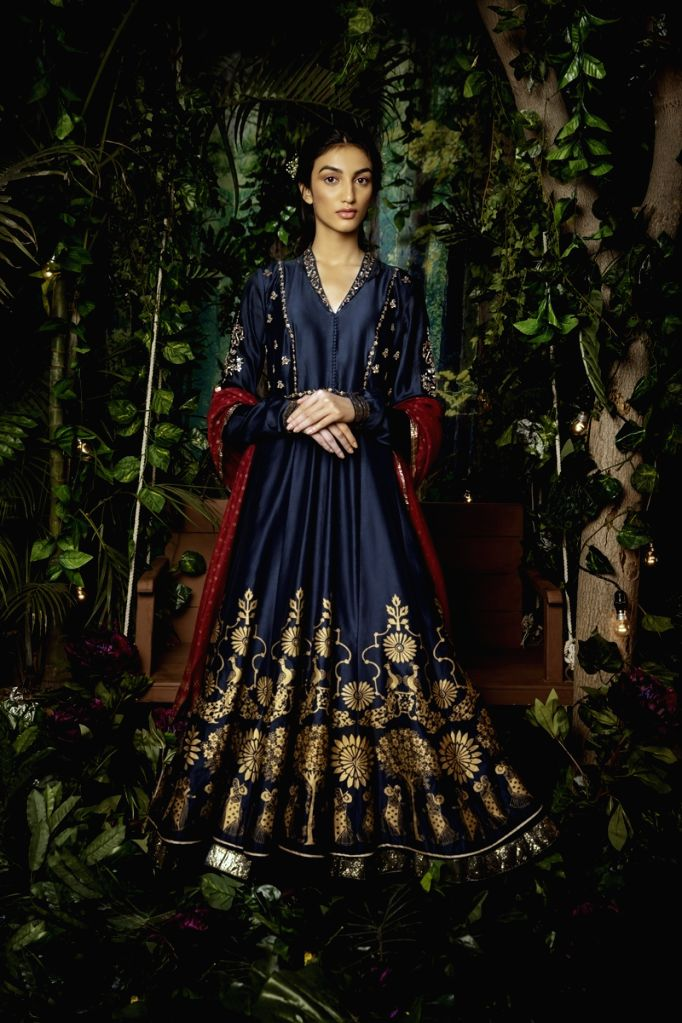 """Anju Modi, the """"Bajirao Mastani"""" and """"Ram Leela"""" fame designer has come up with a festive collection designed for Indian wear brand BIBA. We zoom in to the collection with her. - Anju Modi"""