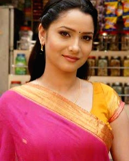 Ankita Lokhande recalls buying sarees from Kolkata for 'Pavitra Rishta'.