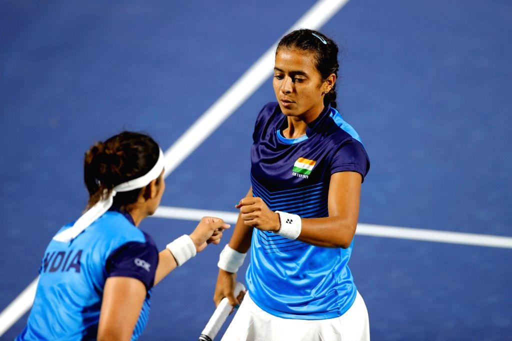 Ankita, Ramanathan crash out of French Open