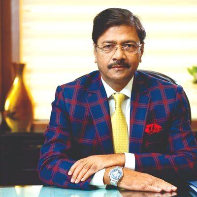 Anoop Kumar Mittal. (Photo: @DrAK_Mittal/Twitter) - Anoop Kumar Mittal