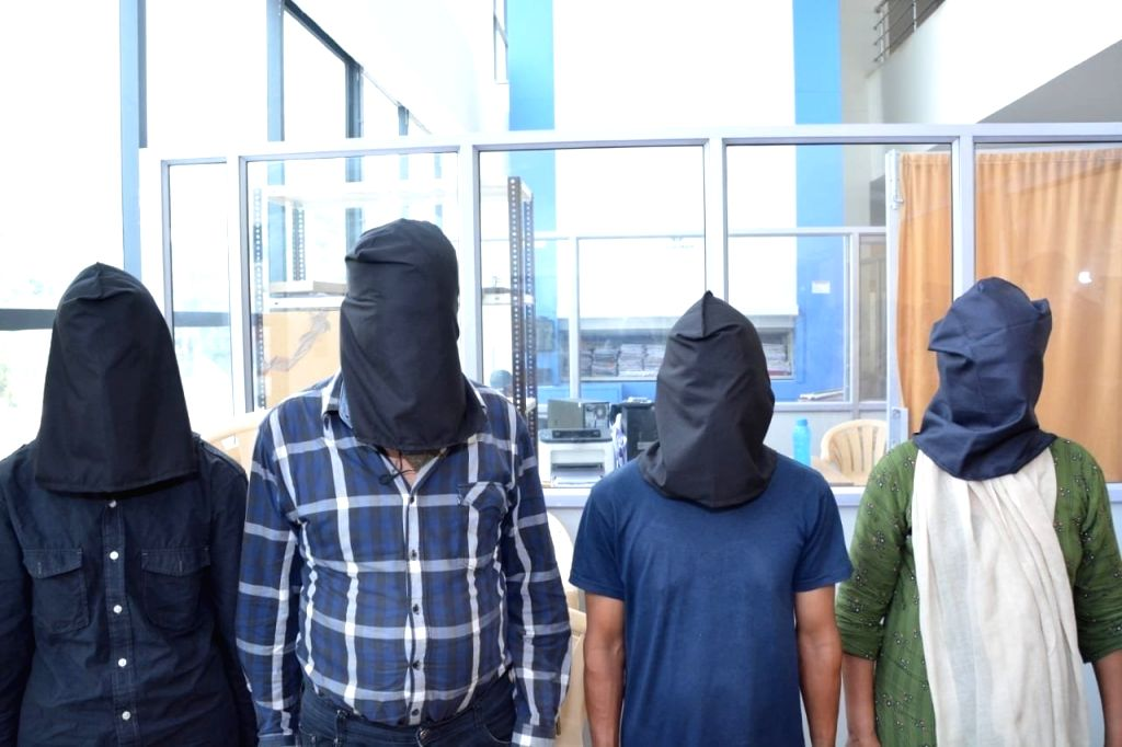 Another Nepalese gang of robbers busted in Hyderabad.