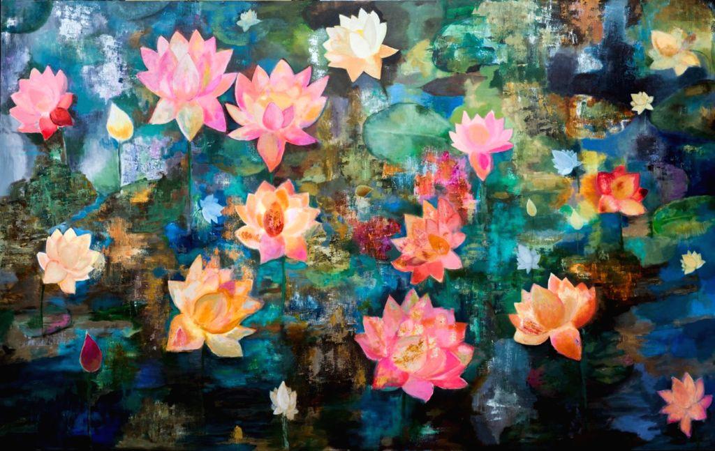 Another work by Artist Sunayana Malhotra to be exhibited at AHAM - Sunayana Malhotra
