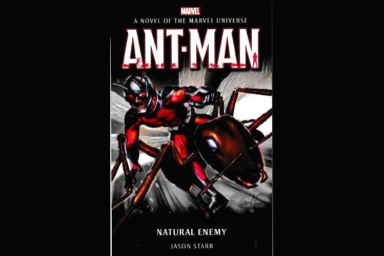 'Ant-Man - Natural Enemy'.