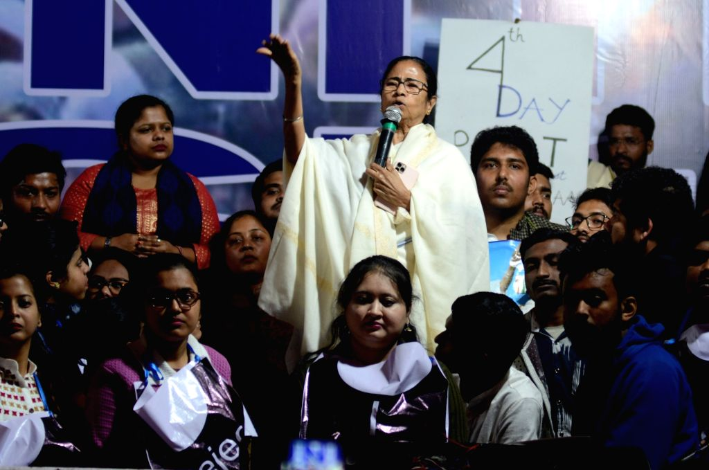 Anti-CAA: Bengal CM wants every student to visit 1K households