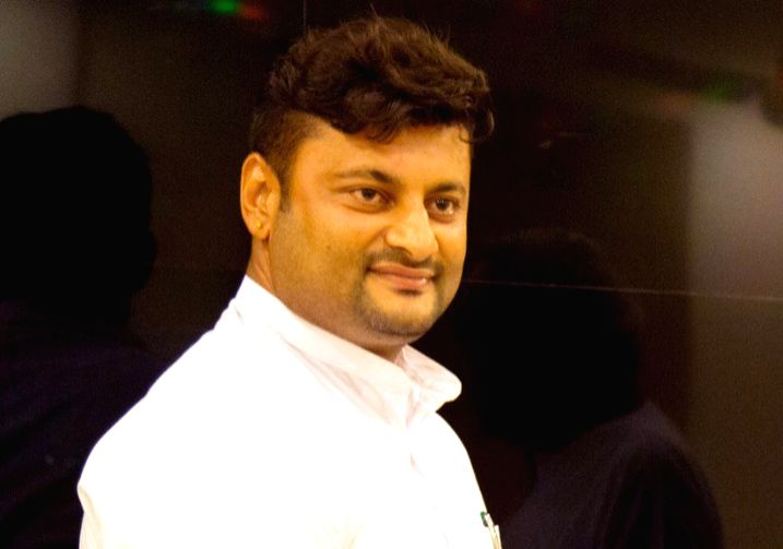 Anubhav Mohanty. (Photo: Twitter/@@AnubhavMohanty_)