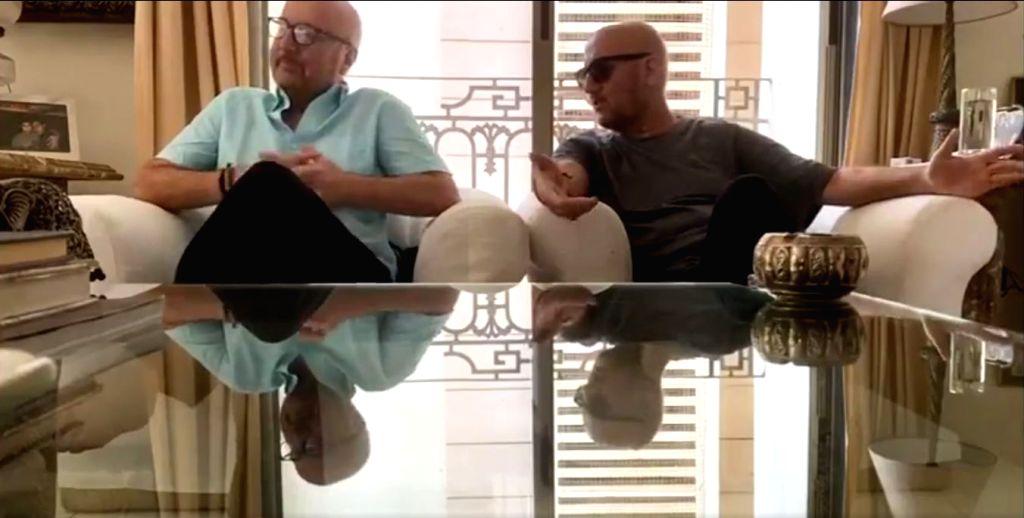 Anupam Kher comes up with his 2nd episode of 'when bittu meets anupam'. - Anupam Kher