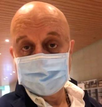 Anupam Kher to self quarantine himself as he returns from New York. - Anupam Kher