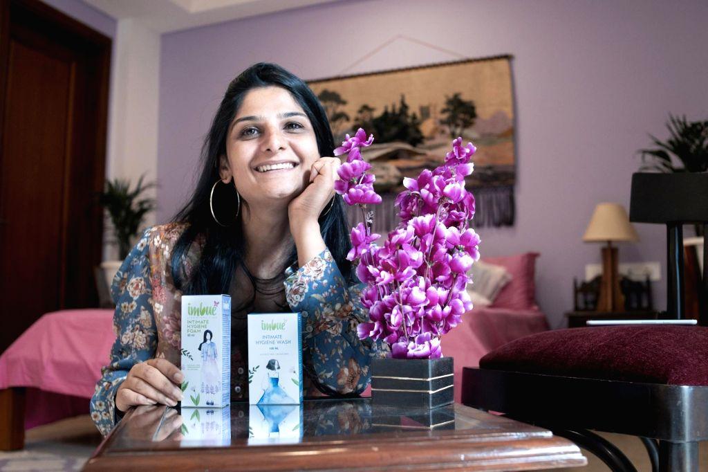 Anupriya Kapur Co-founder Imbue Natural