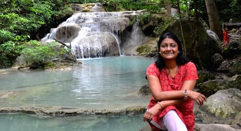 Anuradha Goyal pens a must-read guidebook to India's temples (IANSlife)