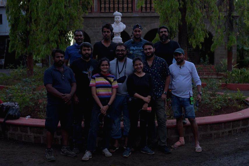 Anurag Kashyap completes shoot of 'DoBaaraa' - Anurag Kashyap