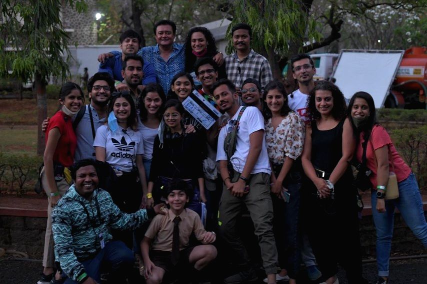 Anurag Kashyap completes shoot of 'DoBaaraa - Anurag Kashyap