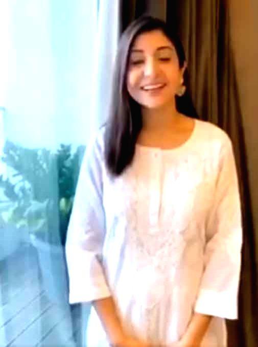 Anushka Sharma roped in by Ministry of Ayush to promote yoga. - Anushka Sharma