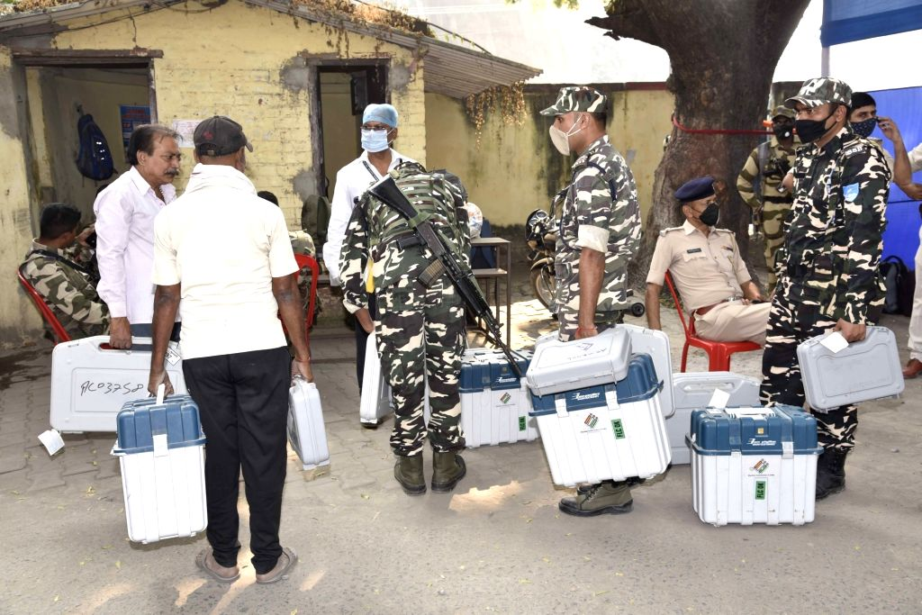 AP govt assures safety for employees on poll duty. (Photo: IANS)
