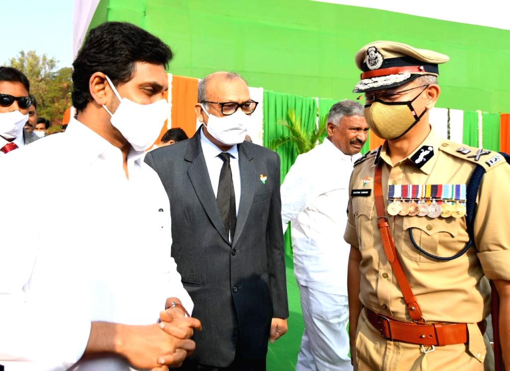 AP marching ahead with emphasis on education, welfare, healthcare:Guv