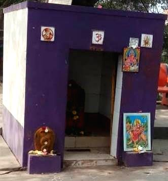 AP police bust another fake temple attack propaganda on social media.