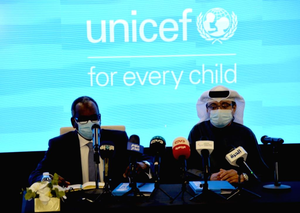 APC chief Rashed appointed UNICEF's 1st national ambassador from UAE.