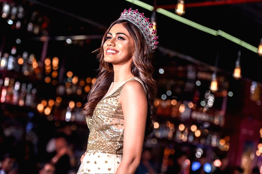Apeksha Porwal's journey from being beauty queen to actress.