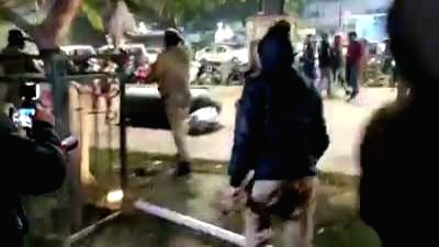 Apparently taken aback by the flak that the UP Police faced on the social media for taking away blankets and food of the protesters at the Clock Tower in Lucknow, the police denied the allegations but admitted that the 'blankets were seized after due