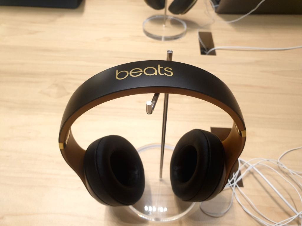 Apple Beats. (File Photo: IANS)