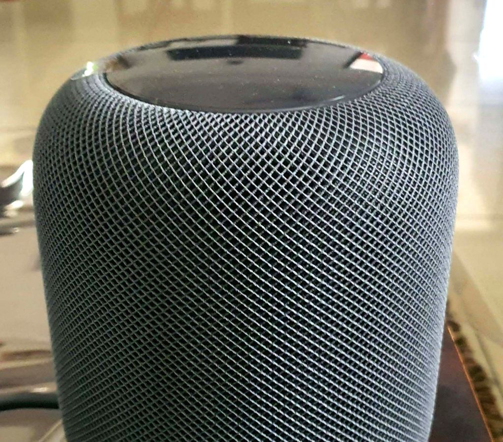 Apple HomePod smart speaker is now available in India for Rs 19,900.