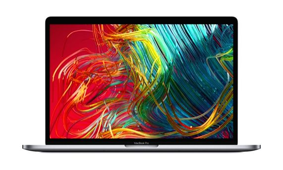 Apple introduces 1st, fastest 8-core MacBook Pro.