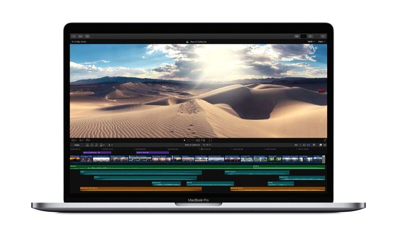 Apple introduces 1st, fastest 8-core MacBook Pro.