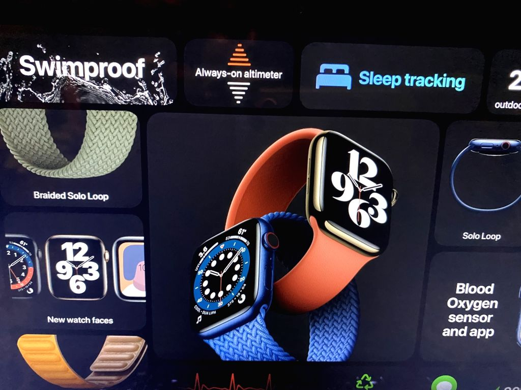 Apple launches Watch Series 6, Cheaper Watch, iPad Air.
